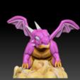 Télécharger fichier STL gratuit Gohan Dragon - Dragon Ball • Plan à imprimer en 3D, BODY3D