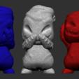 Télécharger fichier imprimante 3D Minis Oogie Boogie de la Sagesse, BODY3D