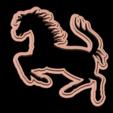 h.png Télécharger fichier STL gratuit Pochoir Ferrari • Objet à imprimer en 3D, BODY3D