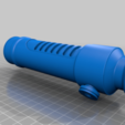 Lightsaber_Obiwan_-_Mid.png Download free STL file Obiwan & Qui-Gon LightSabers • Template to 3D print, BODY3D