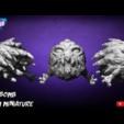 uuuu.png Télécharger fichier STL gratuit Bomb - Miniature 28mm • Objet à imprimer en 3D, BODY3D