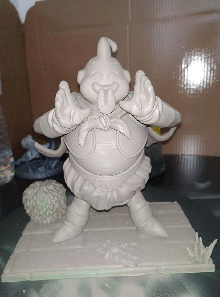 61136374_336805423684368_6105424791563403264_n.jpg Télécharger fichier STL gratuit Fat Buu - Dragon Ball • Plan imprimable en 3D, BODY3D
