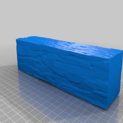 Download free 3D printer designs Wood 50x50x200, BODY3D