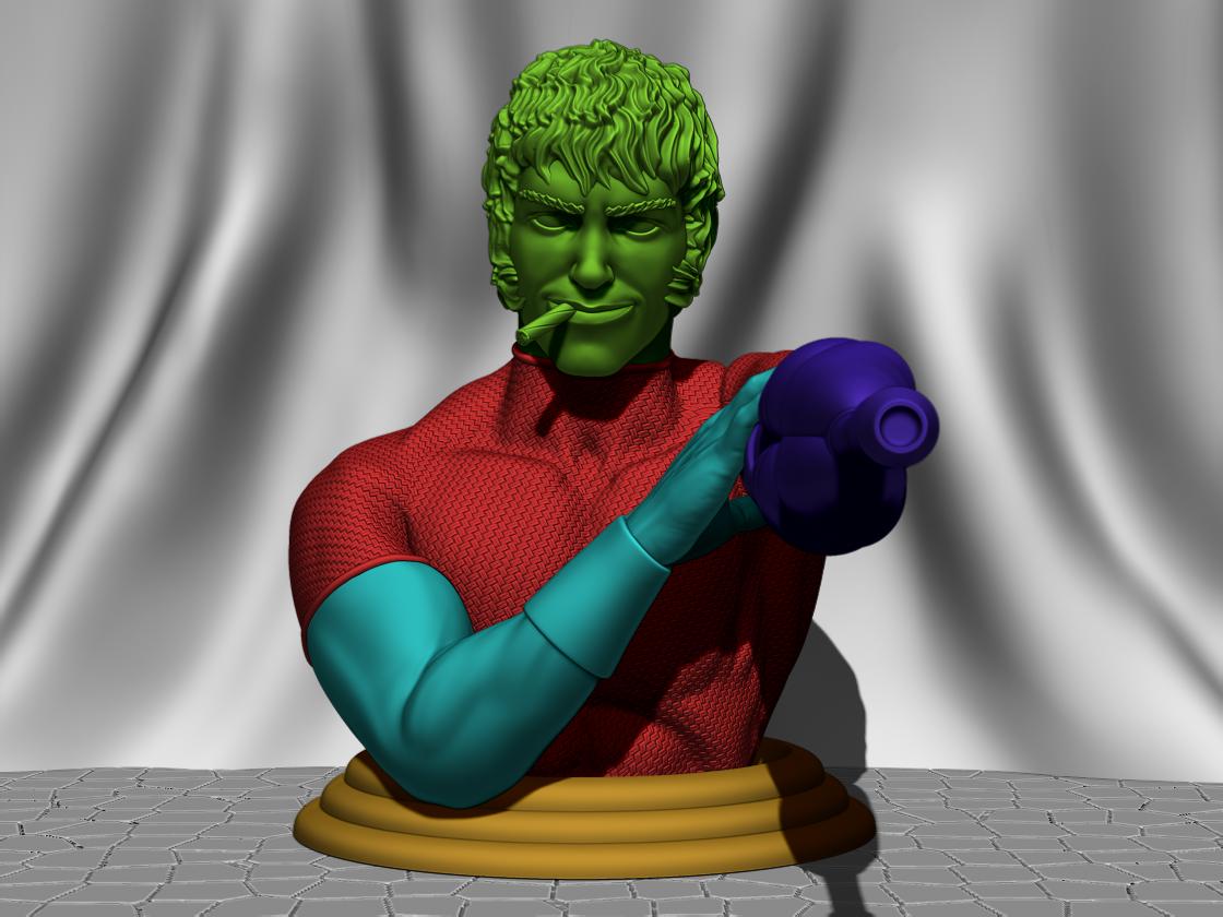 lkjhlfk.png Télécharger fichier STL Cobra Bust FanArt • Modèle pour imprimante 3D, BODY3D