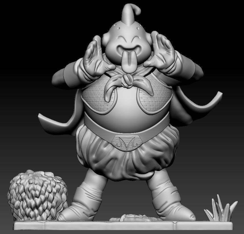 Annotation_2019-05-08_233351.jpg Télécharger fichier STL gratuit Fat Buu - Dragon Ball • Plan imprimable en 3D, BODY3D