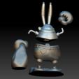Download free STL file Mr. Krabs • 3D printable design, BODY3D