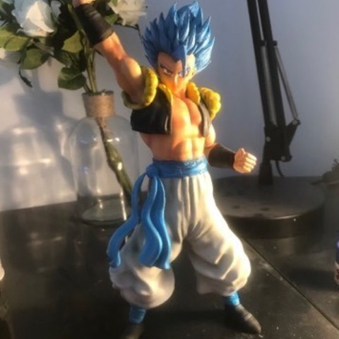 Fichier 3D Gogeta - Dragon Ball, BODY3D