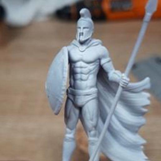 92391268_1530808933745961_2484686671484813312_n (1).jpg Télécharger fichier STL Spartan 4 Miniatures - 35 mm • Objet pour imprimante 3D, BODY3D