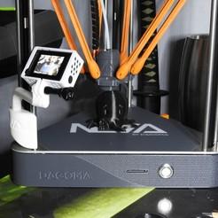 Télécharger fichier impression 3D gratuit Support Gopro Dagoma Neva, BODY3D