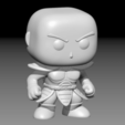 Télécharger fichier STL gratuit Custom Pop Nappa - DBZ • Design à imprimer en 3D, BODY3D