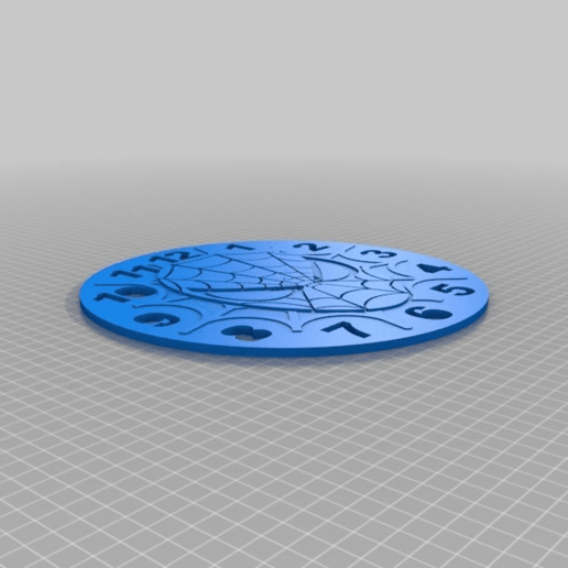 bd897d133f9ffd82e493a181f3b3345c.png Download free STL file Spiderman Clock • 3D print object, BODY3D