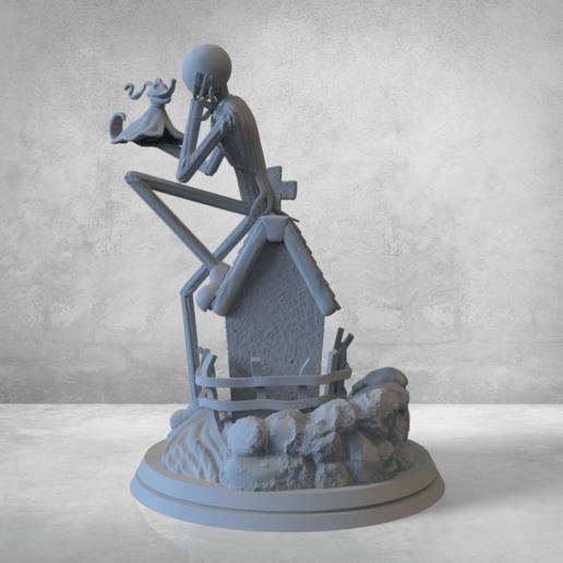 Annotation 2020-02-19 153927v.png Télécharger fichier STL Jack Skellington And Zero - The Nightmare Before Christmas • Design pour impression 3D, BODY3D