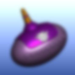 Tapion_Ocarina.stl Télécharger fichier STL gratuit Tapion Ocarina - Dragon Ball Z • Design pour imprimante 3D, BODY3D