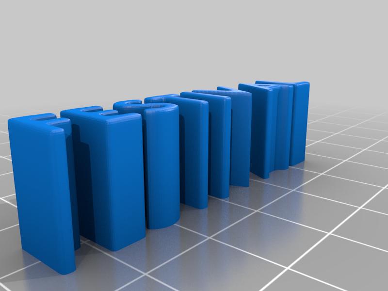 Festival.png Download free STL file DEFQON LOGO • 3D printing model, BODY3D