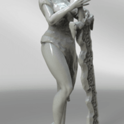 Download free STL files Elf Warrior, BODY3D