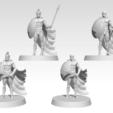 Render 2.png Télécharger fichier STL Spartan 4 Miniatures - 35 mm • Objet pour imprimante 3D, BODY3D