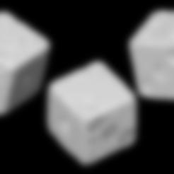 Skull_Dice.stl Télécharger fichier STL gratuit Dé de crâne • Design imprimable en 3D, BODY3D