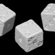 Skull_dice.png Télécharger fichier STL gratuit Dé de crâne • Design imprimable en 3D, BODY3D