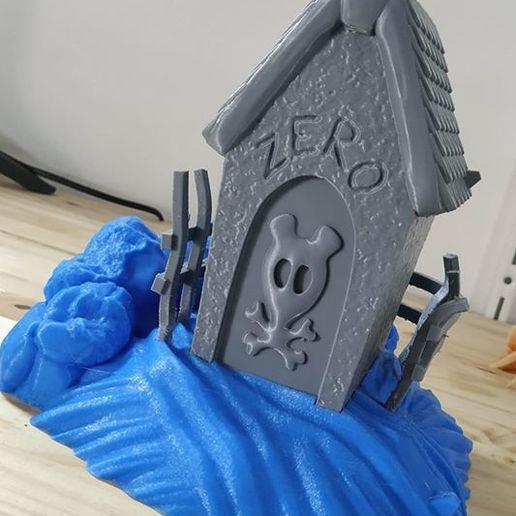 87152857_3012818922076270_78235715514662912_o.jpg Télécharger fichier STL Jack Skellington And Zero - The Nightmare Before Christmas • Design pour impression 3D, BODY3D