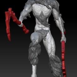 Download free 3D model Le Dévoreur, BODY3D
