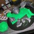 3D printer files Fat Buuu, BODY3D