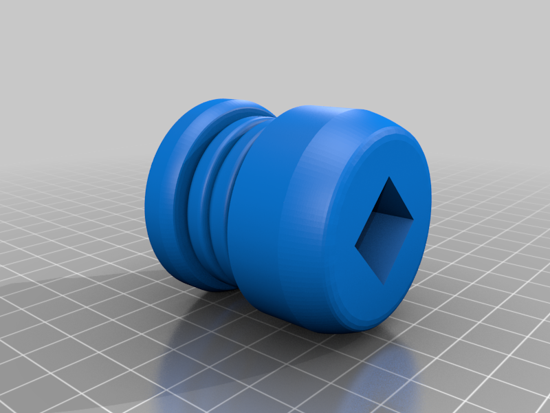 Lightsaber_Qui-Gon_-_Top.png Download free STL file Obiwan & Qui-Gon LightSabers • Template to 3D print, BODY3D