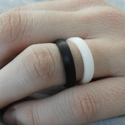 DSCN0334.JPG Télécharger fichier STL gratuit Anneau de mariage • Design à imprimer en 3D, BODY3D