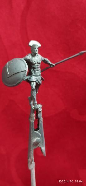 IMG-20200410-WA0002.jpg Télécharger fichier STL gratuit Spartans jump - Miniature 28mm 35mm 50mm • Plan pour impression 3D, BODY3D