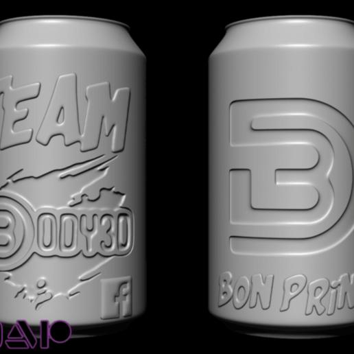 fdsfsfsdfs.png Télécharger fichier STL gratuit TEAM BODY3D peut - sans coeur • Plan imprimable en 3D, BODY3D