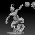 Download free 3D printing designs Kid Buu - Dragon Ball, BODY3D