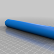 Laser_1.png Download free STL file Obiwan & Qui-Gon LightSabers • Template to 3D print, BODY3D