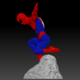 Download free STL file Future Spiderman • 3D printable object, BODY3D