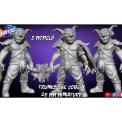 hgfhgfhfdhhh.png Download free STL file 3 Goblins • 3D printer model, BODY3D