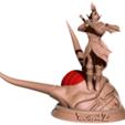 53.png Télécharger fichier STL gratuit Tapion Ocarina - Dragon Ball Z • Design pour imprimante 3D, BODY3D