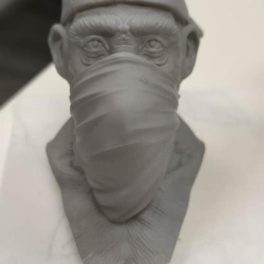 91623198_520477495317159_878695775561842688_n.jpg Télécharger fichier STL 3 Wise Monkeys • Modèle pour imprimante 3D, BODY3D