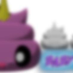 Baby_Poo.stl Télécharger fichier STL gratuit Caca de bébé • Objet pour imprimante 3D, BODY3D