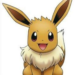 Descargar archivo 3D gratis Pokémon - Evoli HD ( Eevee ) - Easy Print, BODY3D
