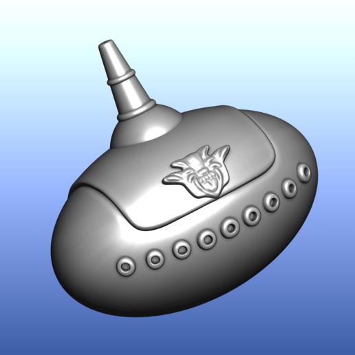 Ocarina_2.png Télécharger fichier STL gratuit Tapion Ocarina - Dragon Ball Z • Design pour imprimante 3D, BODY3D