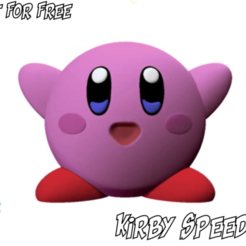 Download free STL file Kirby - No supports, BODY3D