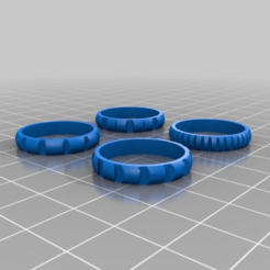 Download free 3D print files Beautiful Rings, BODY3D