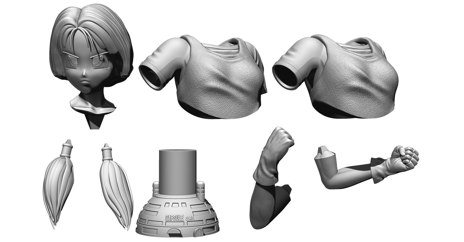 dsdsdsdsdf.png Télécharger fichier STL Videl Bust - Dragon Ball  • Design pour imprimante 3D, BODY3D