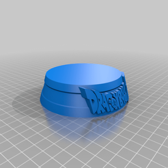 Base_DragonBallZ.png Download free STL file Dragon Ball Z Base • 3D printing design, BODY3D