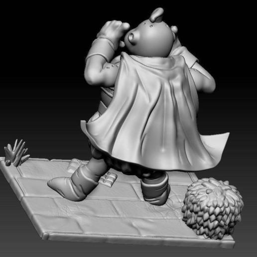 Annotation_2019-05-08_233527.jpg Télécharger fichier STL gratuit Fat Buu - Dragon Ball • Plan imprimable en 3D, BODY3D