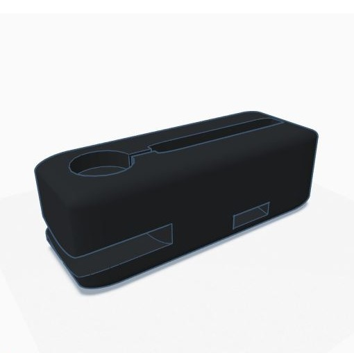 005.JPG Download STL file Station / iPhone Dock + Apple Watch • 3D printing object, david75310