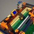 obr1.jpg Download STL file 3D printer Monster V1.0 600x600mm • 3D print template, Geek3Dprint