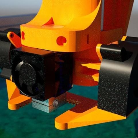 obr3.jpg Download STL file 3D printer Monster V1.0 600x600mm • 3D print template, Geek3Dprint