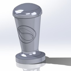 3D print model Tamper for coffee machine, renatoalpire1