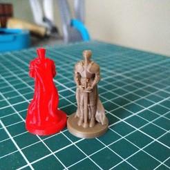 IMG_20200912_130916.jpg Download OBJ file Soldier for gameboard • 3D printable model, rodrigosferrer