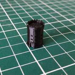 castillo.jpeg Télécharger fichier STL Tour - Torre • Modèle à imprimer en 3D, rodrigosferrer