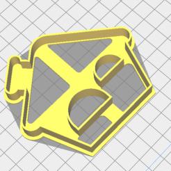 Galletas.PNG Download STL file House Cookie cutter - Cortador de Galletas con forma de Casa • 3D print model, rodrigosferrer